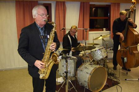 Harald Bergersen Kvartett 26. mars 2008