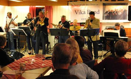 Vika Band 27. februar 2008