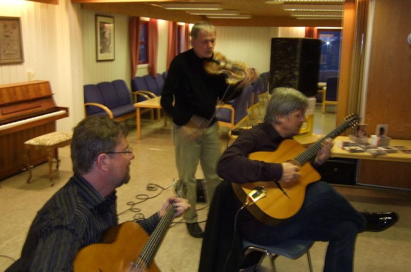 Hot Club de Norvege 15. april 2009
