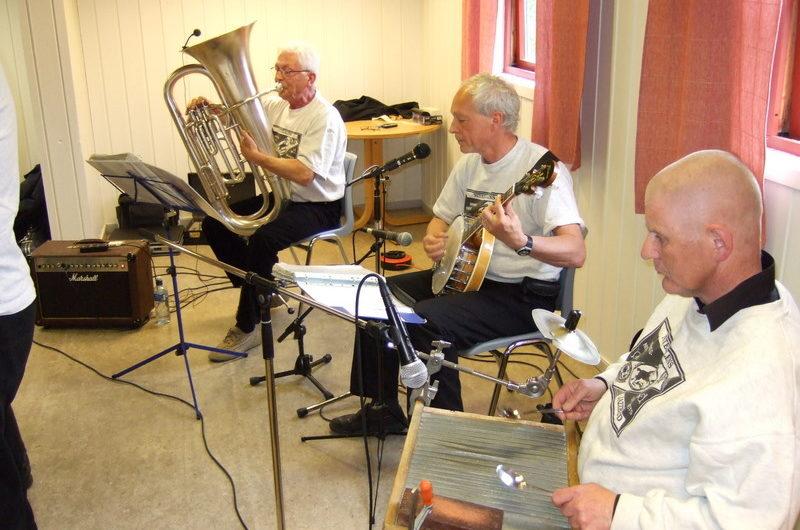 Nitedalens Jazzband 27. mai 2009