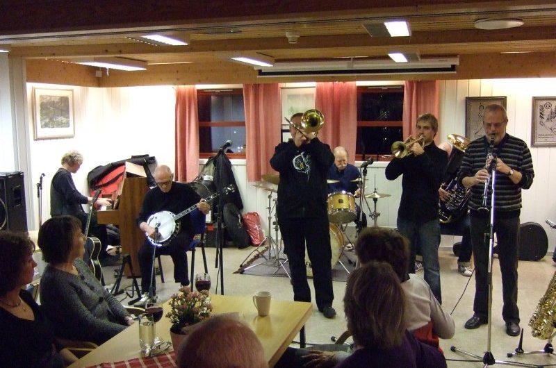 Ytre Suløen Jass emsemble og Tricia Boutte 28. oktober 2009