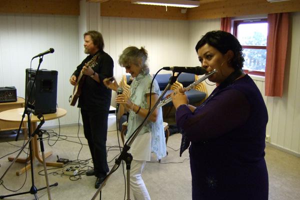Trio de Janeiro 26. august 2009