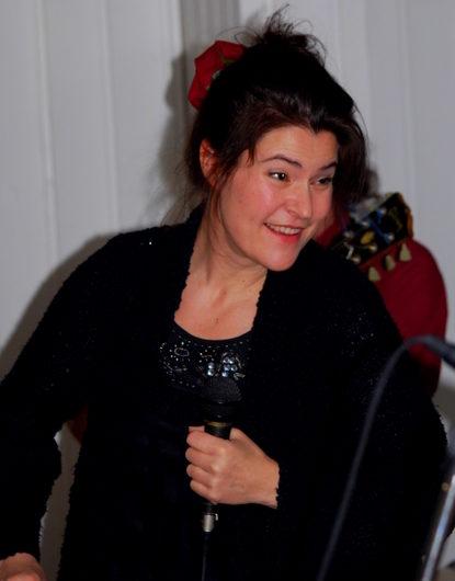 Majken Christiansen 19. januar 2011