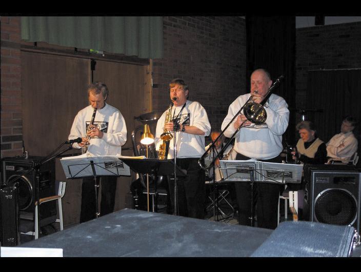 Nitedalens Jazzband 26. mai 2004