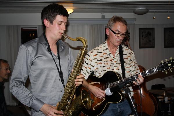 Caledonia Jazzband onsdag 28. september 2011