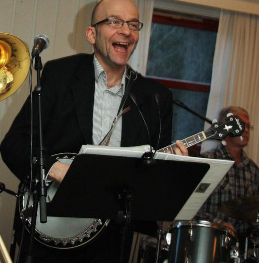 Konsert med Vika Band 28. mars 2012