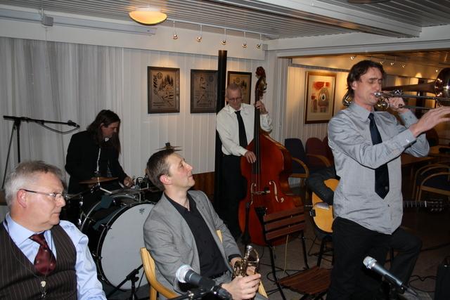 Jazzmazzørene