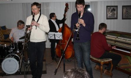 Jazzombies