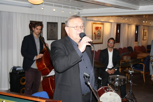 Konsert med Kompen/Frydenlund med flere 25. september 2013