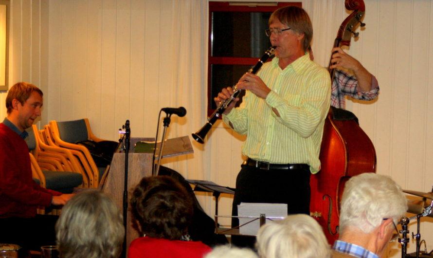 Konsert med Skinner/Reiss kvartett  24. september