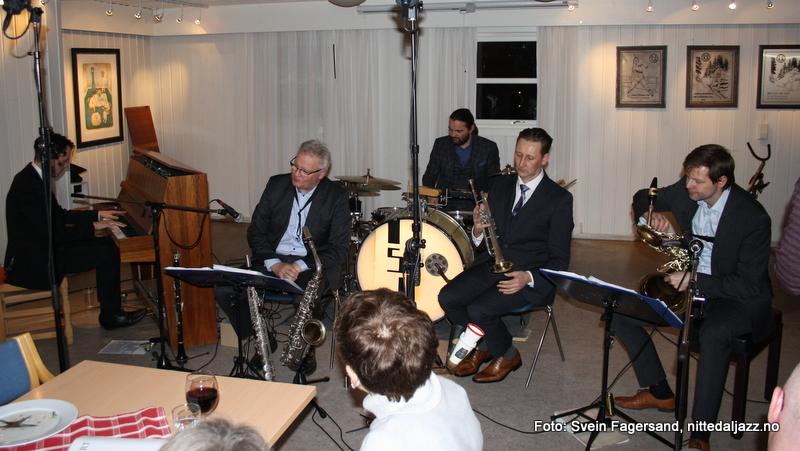 Konsert med Milenburg Joys 24. februar 2016