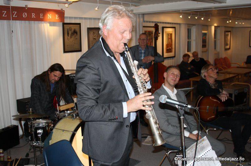Konsert med Jazzmazzørene 26. oktober 2016