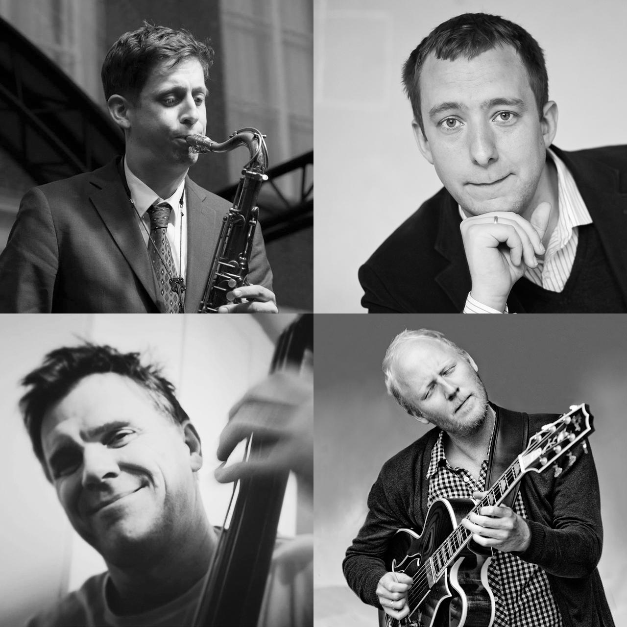 david skinner kvartett