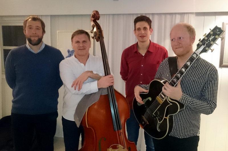 Konsert med David Skinner og venner 25. januar 2017