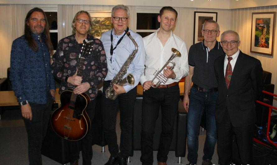 Konsert med Jazzmazzørene 27. mars 2019